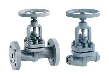Стальной запорный клапан KSB NORI 160 ZXL/ZXS