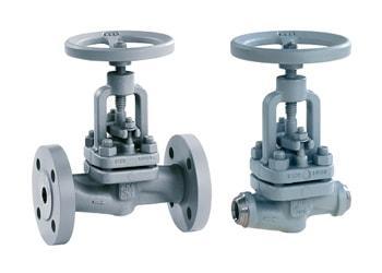 Стальной запорный клапан KSB NORI 40 ZXLF/ZXSF
