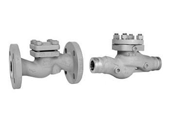 Стальной обратный клапан KSB NORI 320 RXL/RXS