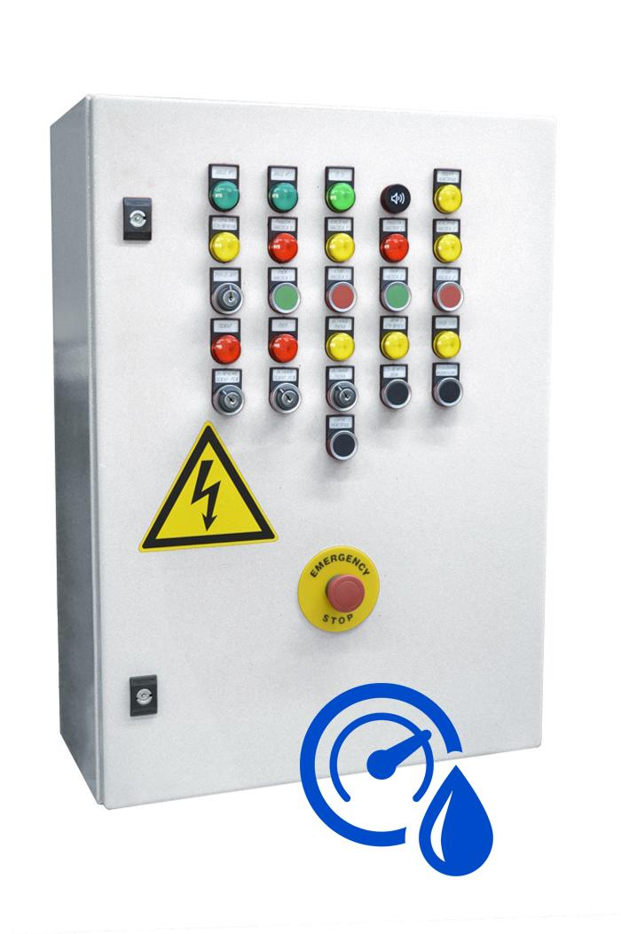 FNB CONTROL 3С для станций поддержания давления/расхода