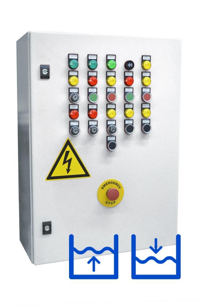 FNB Control 3F для станций водоотведения/наполнения (КНС)