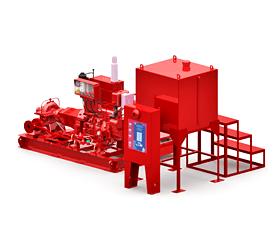 FNB Control 3S для пожарных станций